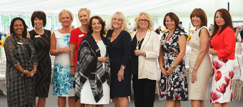 North East Ladies Day Committee 2016