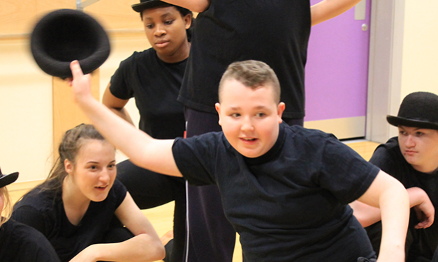 We Can Dance create emotional and heartfelt video showcasing their work with young people