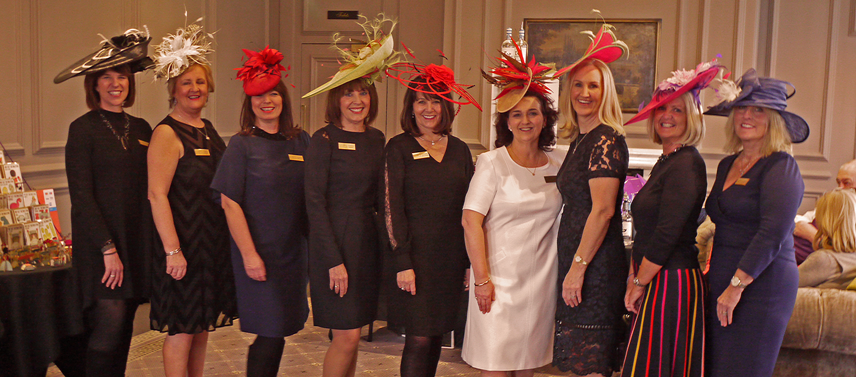 Photos From the Second NELD Afternoon Tea