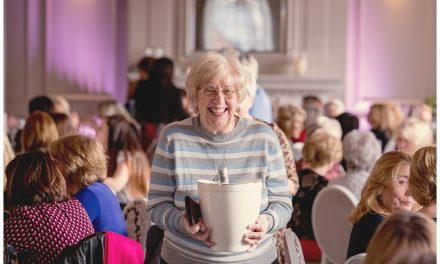 Photos from our February Luncheon 2019 at Acklam Hall