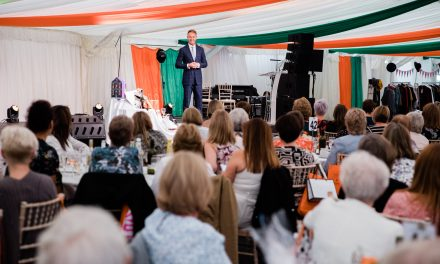 Photos from our 38th Anniversary Luncheon 2019 at Hardwick Hall Hotel
