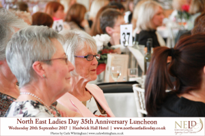 North East Ladies Day Photo