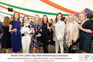 North East Ladies Day Photo